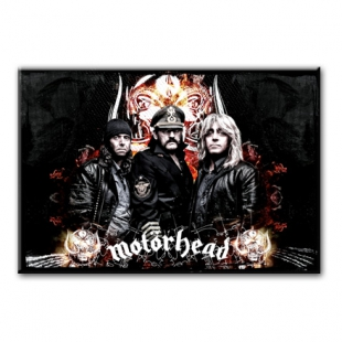 MOTORHEAD - Heavy metal магнит на холодильник #1.80.083