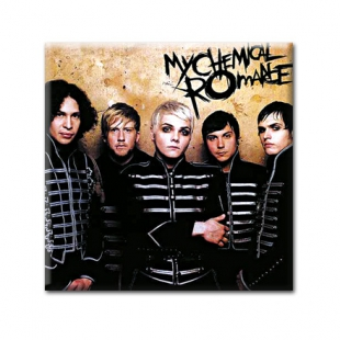 MY CHEMICAL ROMANCE - Рок магнит на холодильник #1.65.084
