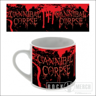 Кружка CANNIBAL CORPSE