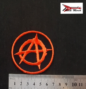 Нашивка RockMerch ANARCHY
