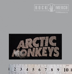 Нашивка RockMerch ARCTIC MONKEYS