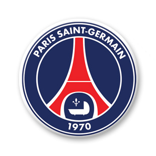 PARIS SAINT GERMAIN - Магнит на холодильник  ФМ-50.1.034